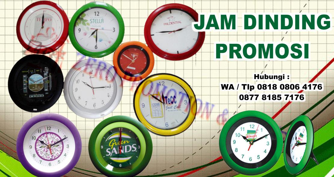 Jam dinding promosi - souvenir jam dinding murah - jam dinding ... 9e55da0045