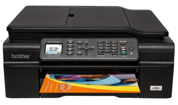 Brother MFCJ450DW All-In-One Printer Driver Download
