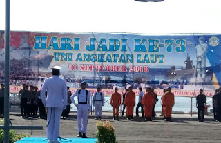 TNI AL Harus Lebih Profesional Dan Berkelas Dunia