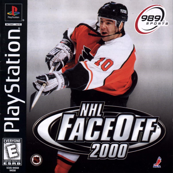 NHL Faceoff 2000 - PS1 - ISOs Download
