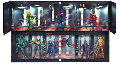 "San Diego Comic-Con 2016 Exclusive Marvel Legends The Raft 6"" Action Figure Box Set"