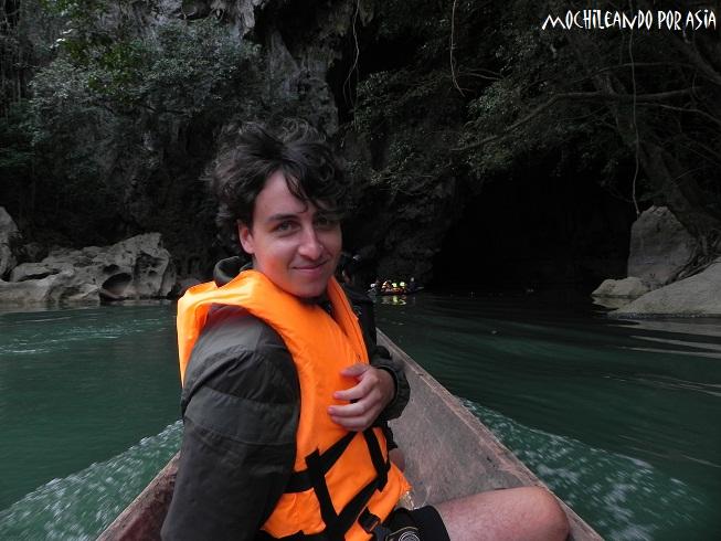 cueva de Kong Lor