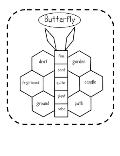Block Pattern Worksheets