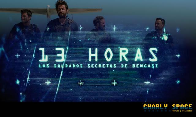 13 horas: Los soldados secretos de Benghazi