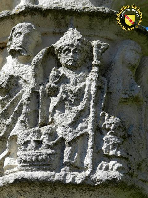 Saint-Nicolas (XVIe siècle) - Croix-calvaire de Rebeuville (88)