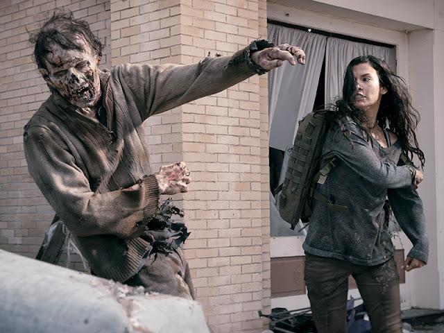 Fear the Walking Dead: Luciana Galvez (Danay Garcia) nell'episodio S04E13