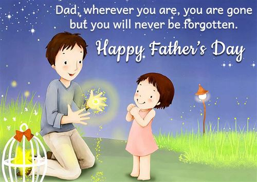 father images with quotes