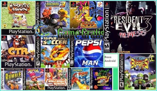 Download Game PS1 Terlengkap - Download Games Gratis