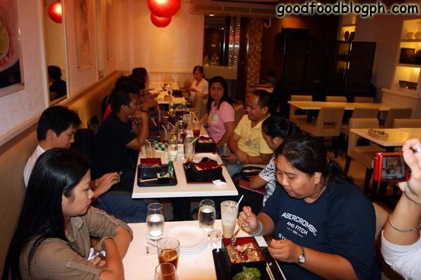 Bloggers - Westernized Japanese Restaurant - Tokyo Cafe