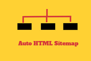 Create Auto Generated Sitemap Page in Blogger