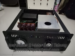 Deskripsi Produk Booster 2 Meter Band VHF