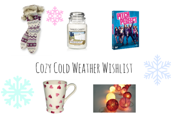 Snuggle Up Wishlist