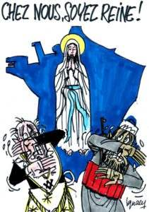 Ενεργή Αντιτεκτονικά η Ακροδεξιά στη Γαλλία