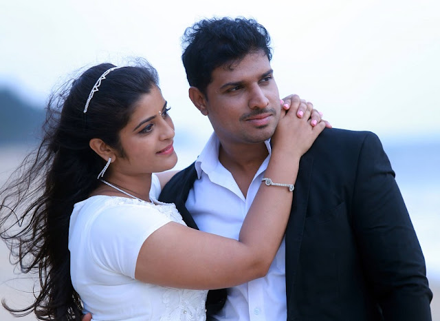 Actress Shalu Kurian To marry Melvin Philip-Engagement Photos