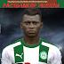 Mateo Cassierra Face Hair - PES 2017 - FC Groningen