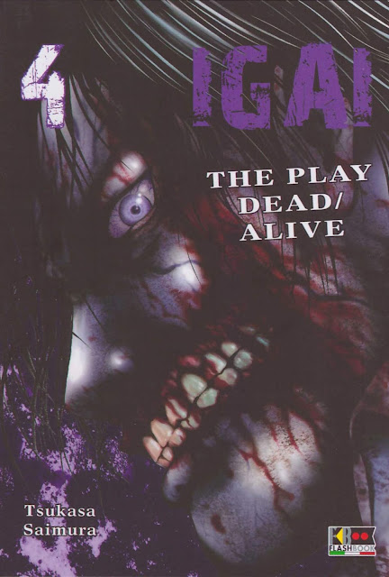 Igai: The Play Dead/Alive #4