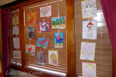 What To Do With Your Kids Artwork Little Lake County