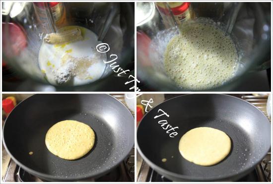 Resep Pancake Pisang Bebas Gluten JTT