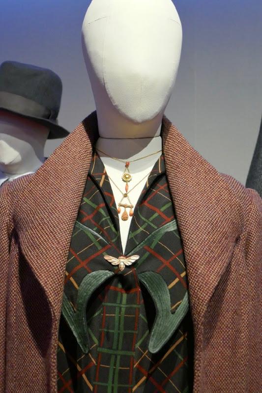 Alison Sudol Fantastic Beasts Crimes of Grindelwald Queenie costume