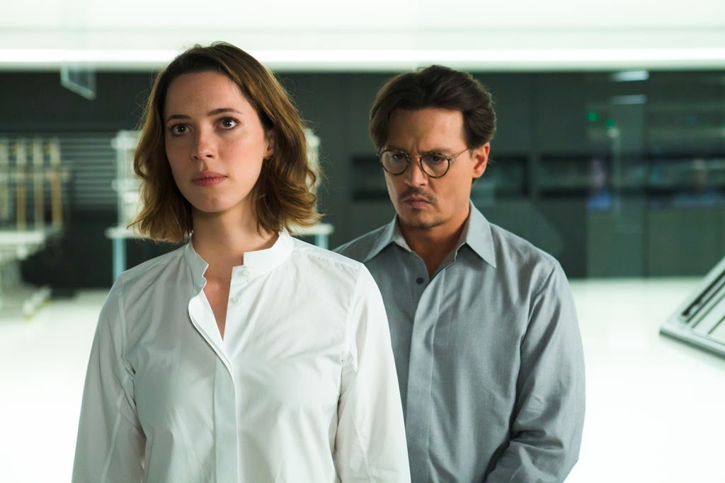 transcendence rebecca hall johnny depp