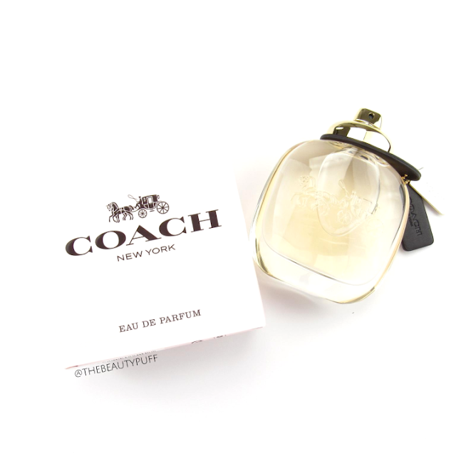 coach eau de parfum - the beauty puff