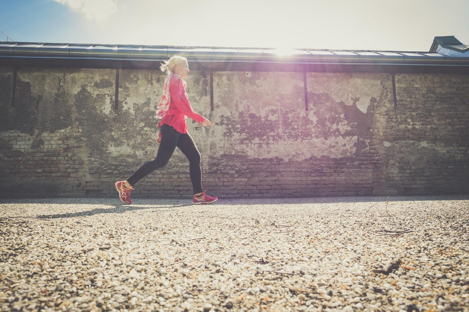 Fitness Blog über 40