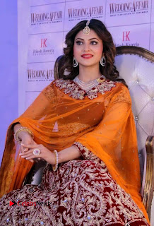 Bollywood Actress Urvashi Rautela Pictures at Wedding Affair Magazine 2016 Launch  0002.jpg