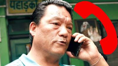 Morcha President Bimal Gurung