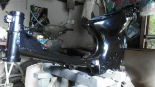 Gambar cat motor lama