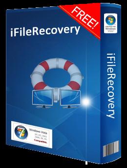 iFileRecovery 5.20 Full | Recuperación de datos borrados