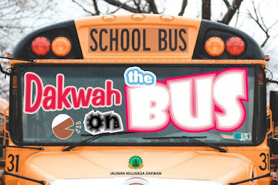 DAKWAH ON THE BUS