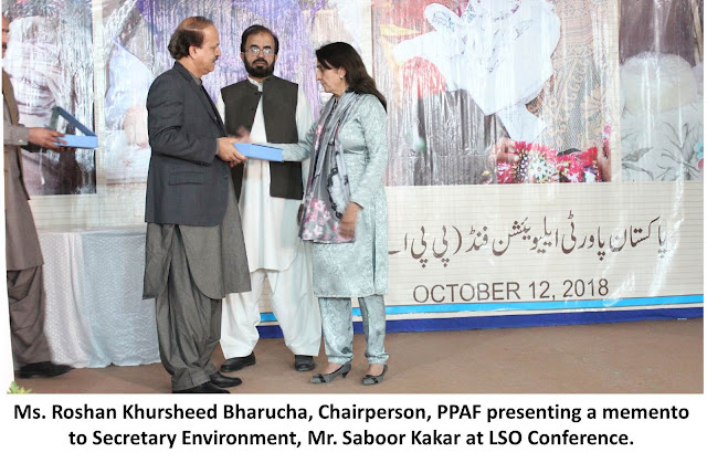 PPAF Financing Sustainable Development and Community Building in #Balochistan