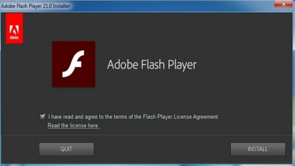 تحميل برنامج فلاش بلاير للكمبيوتر من الموقع الرسمي
