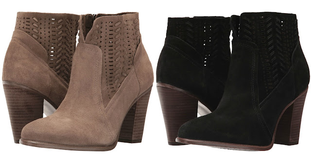 Amazon: Vince Camuto Fenyia Ankle Boots only $50-$60 (reg $149) + free shipping!