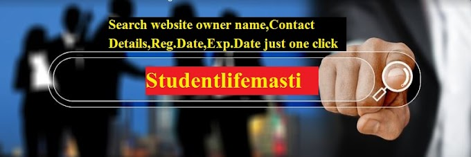 Search website owner name,Contact Details,Reg.Date,Exp.Date just one click