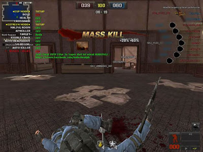 19 Desember 2017 - Sulfit 5.0 Point Blank Garena Wallhack, ESP Mode, Auto Headshoot, 1 Hit, Aimbullet, Auto Killer, No Recoil, Full Mode VVIP