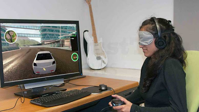 RAD, For Blind Gamers, Equal Access to Racing Games