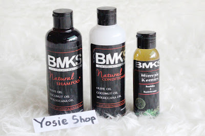 Kemasan Baru 250ml Black Magic Kemiri Shampoo, Conditioner, Minyak Kemiri BPOM (BMKS) - New Series Whith New Formula