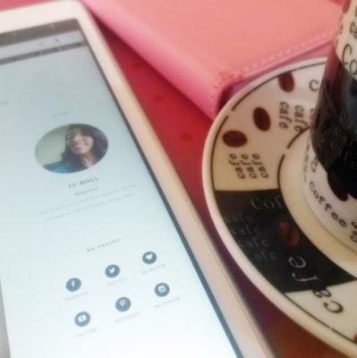 café comidas blogger instagram