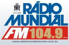 Rádio Mundial FM de Recreio ao vivo