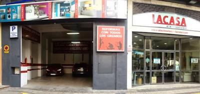 Lacasa Electrovision. Muebles, Reformas, Electrodomésticos, Cocinas y Baños en Zaragoza