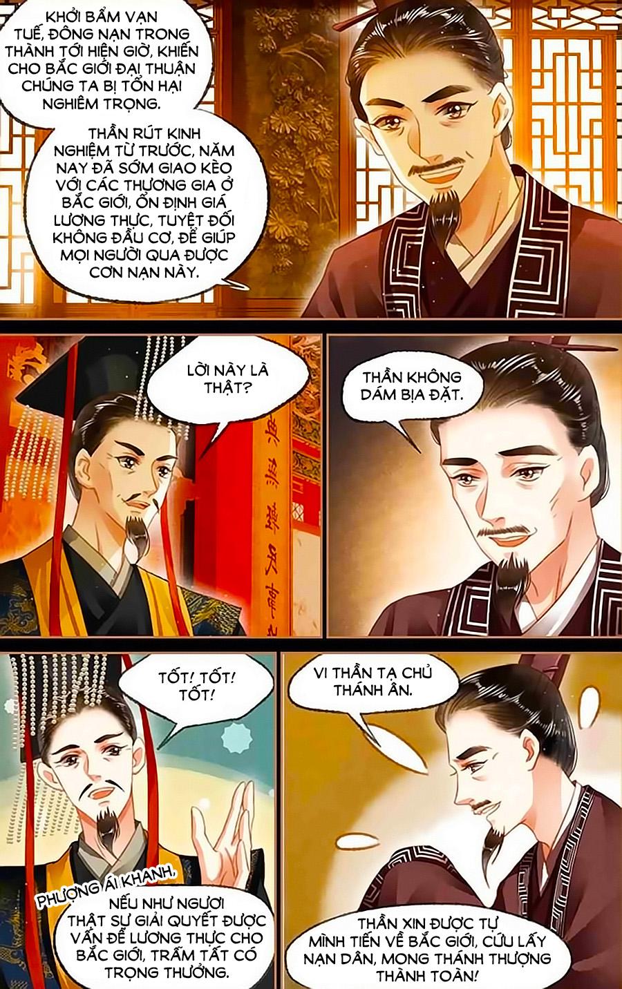 Thần Y Đích Nữ chap 104 - Trang 7