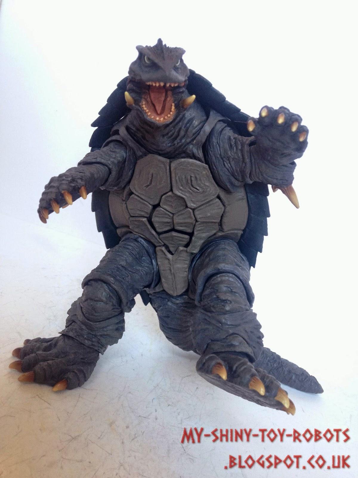 Kaiju stomp!