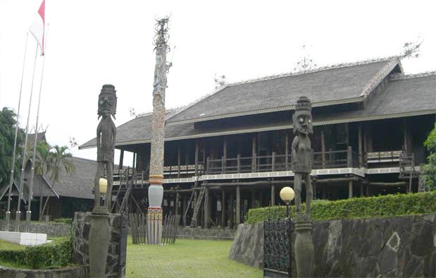 Rumah Lamin, Rumah Adat Provinsi Kalimantan Timur
