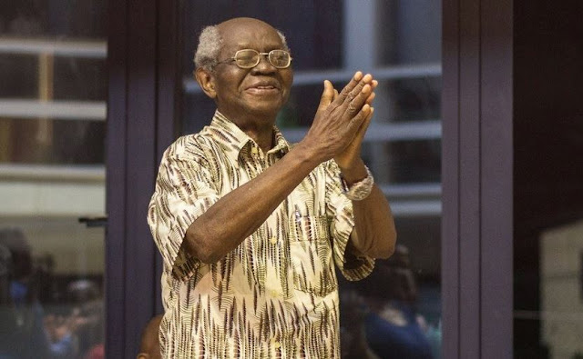 "Professor Nketia is one of the world's most respected authorities on African music and aesthetics. He has been called a ""living legend"" and his work in the field of music has been globally acknowledged."