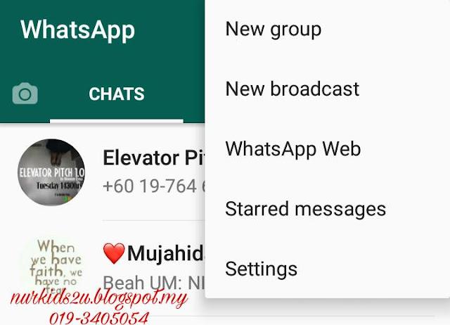 cara mudah buka whatsapp melalui laptop