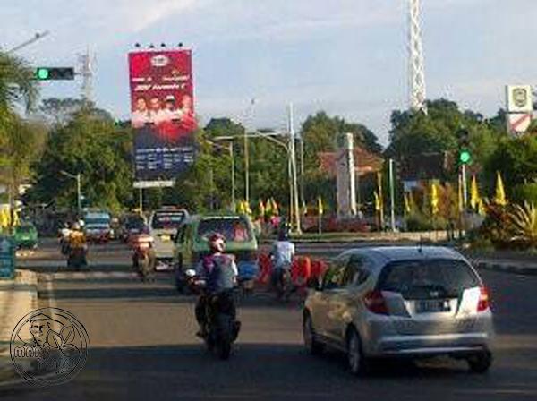 FOTO : Traffick light Wisama Karya, Subang. Foto kiriman Dishub Subang