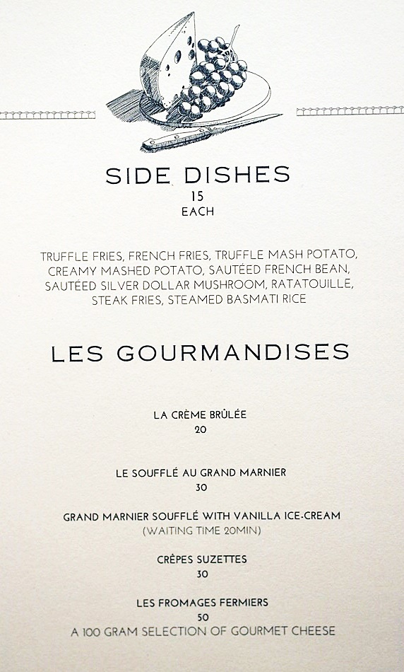 LES GOURMANDISES