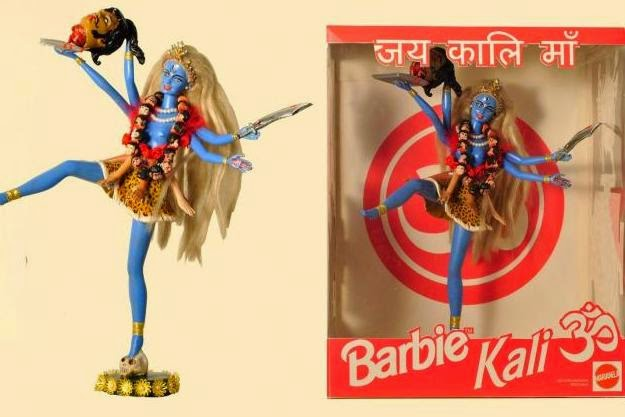 Funny Kali Barbie God Joke Picture