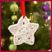 Estrella a crochet